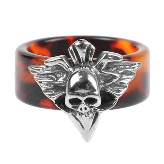 Ring ETNOX - Brown Skull, ETNOX
