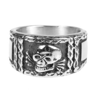 Ring ETNOX - Signet Skull, ETNOX