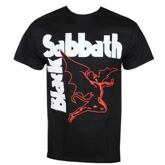 Herren T-Shirt Metal Black Sabbath - CREATURE BLK - BRAVADO, BRAVADO, Black Sabbath