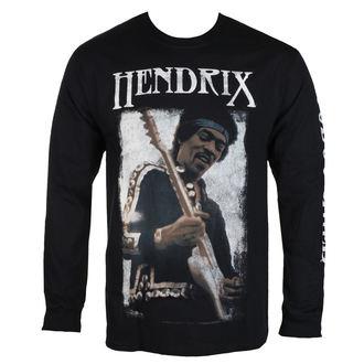 Herren Longsleeve Metal Jimi Hendrix - AUTHENT VOODOO CHILD BLK - BRAVADO, BRAVADO, Jimi Hendrix