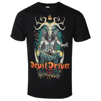 Herren T-Shirt Metal Devildriver - GOAT - PLASTIC HEAD, PLASTIC HEAD, Devildriver