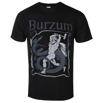 Herren T-Shirt Metal Burzum - SERPENT SLAYER - PLASTIC HEAD, PLASTIC HEAD, Burzum