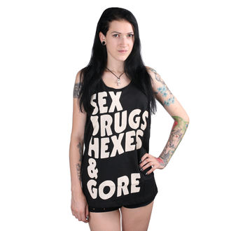 Unisex Tank Top BELIAL - Sex,drugs,hexes,& gore, BELIAL