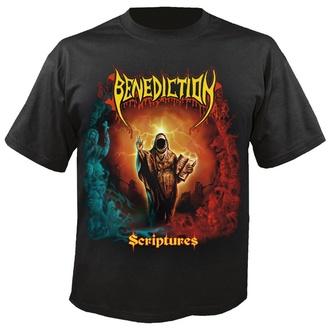 Herren T-Shirt BENEDICTION - Scriptures - NUCLEAR BLAST, NUCLEAR BLAST, Benediction