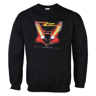 Herren Sweatshirt ZZ-Top - Eliminator - LOW FREQUENCY, LOW FREQUENCY, ZZ-Top