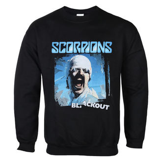 Herren Sweatshirt Scorpions - Blackout - LOW FREQUENCY, LOW FREQUENCY, Scorpions