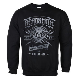 Herren Sweatshirt Aerosmith - Aero Force One - LOW FREQUENCY, LOW FREQUENCY, Aerosmith