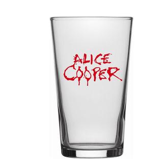 Glas Alice Cooper - Logo - RAZAMATAZ, RAZAMATAZ, Alice Cooper