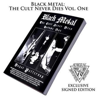 Buch Black Metal: The Cult Never Dies Band Eins (signiert), CULT NEVER DIE