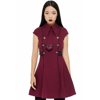 Damenkleid KILLSTAR - Black-Ops - BLUT, KILLSTAR
