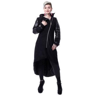 Damen Mantel HEARTLESS - BLACK LIGHT - SCHWARZ, HEARTLESS