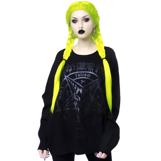 Damen Sweatshirt KILLSTAR - Blazed Out Batwing, KILLSTAR