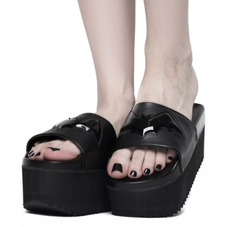 Damen Schuhe (Sandalen) KILLSTAR - Bloodbath Slides, KILLSTAR