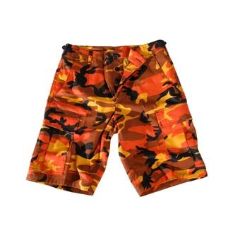 Shorts men US-BDU Short Import - ORANGE, MMB