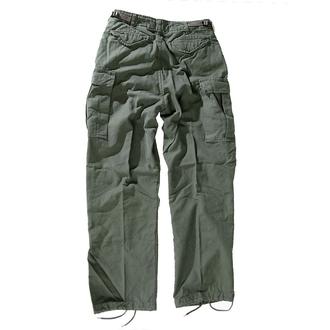 Herren Hose  M65 Pant NYCO Washed - OLIV, MMB
