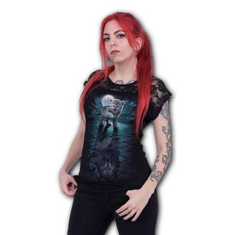 Damen T-Shirt - WILD SIDE - SPIRAL, SPIRAL