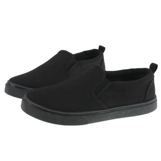 Unisex Low Sneakers - Southampton Slip on Sneaker - BRANDIT, BRANDIT