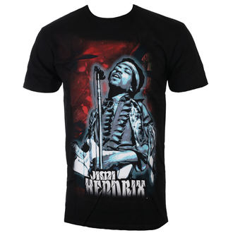 Herren T-Shirt Metal Jimi Hendrix - AUTHENTC COSMOS - BRAVADO, BRAVADO, Jimi Hendrix