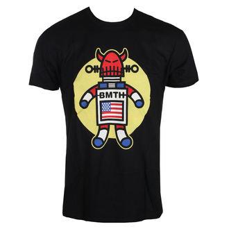 Herren T-Shirt Metal Bring Me The Horizon - EVIL ROBOT - BRAVADO, BRAVADO, Bring Me The Horizon