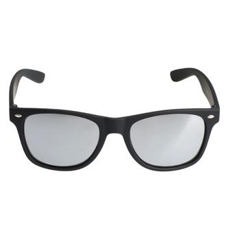 Sonnenbrille Klassisch - Silber, Rockbites
