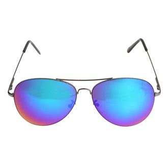 Sonnenbrille Pilot - Blau, Rockbites