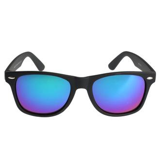 Sonnenbrille Klassisch - Blau, Rockbites