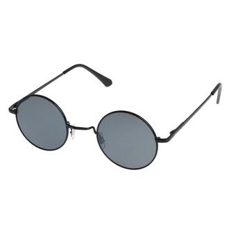 Sonnenbrille Lennon - Schwarz, Rockbites