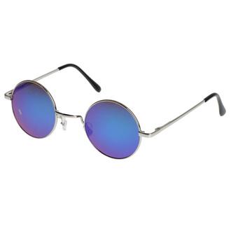 Sonnenbrille Lennon - Blau, Rockbites