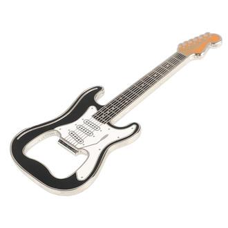 Flaschenöffner Gitarre Klassisch - Schwarz, Rockbites