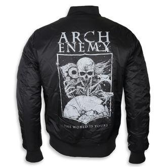 Winterjacke Arch Enemy - Bomber -, NNM, Arch Enemy