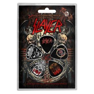 Plektren Picks SLAYER - DEMONIC - RAZAMATAZ, RAZAMATAZ, Slayer