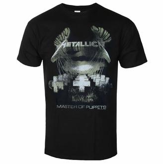 Herren T-Shirt Metallica - Master Of Puppets - Distressed, ROCK OFF, Metallica