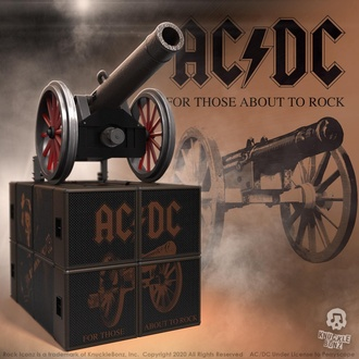 Dekoration AC/DC - For Those About to Rock, KNUCKLEBONZ, AC-DC