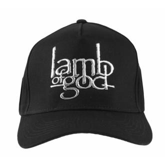 Cappy Lamb Of God - Sonic Silver Logo, ROCK OFF, Lamb of God