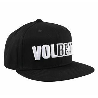 Cappy Volbeat - Logo, ROCK OFF, Volbeat