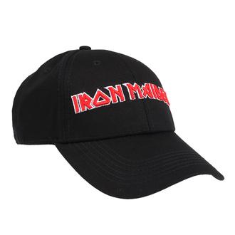 Kappe Cap Iron Maiden - Logo - ROCK OFF, ROCK OFF, Iron Maiden