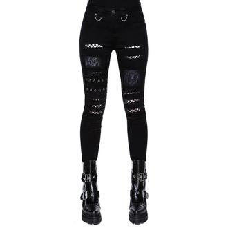 Damen Hose KILLSTAR - Carnage Jeans, KILLSTAR