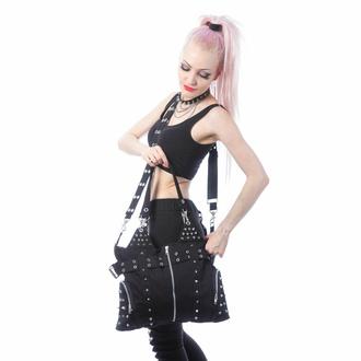 Handtasche (Tasche) CHEMICAL BLACK - CASTER, CHEMICAL BLACK