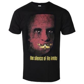 HerrenT-Shirt Silence Of The Lamb - Poster, AMERICAN CLASSICS, Das Schweigen der Lämmer