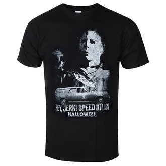 Herren T-Shirt Halloween - Speed Kills, AMERICAN CLASSICS, Halloween