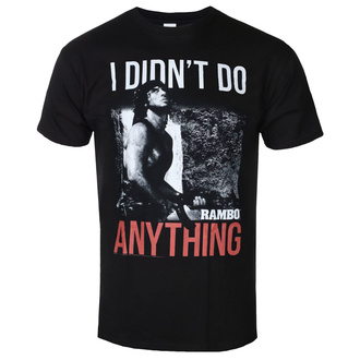 Herren T-Shirt Rambo - Do 2, AMERICAN CLASSICS, Rambo