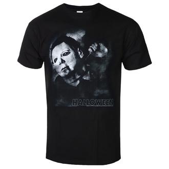 Herren T-Shirt Halloween - Needle Cracked Logo, AMERICAN CLASSICS, Halloween