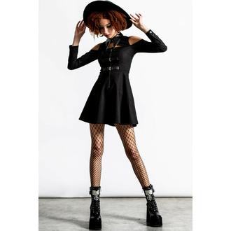 Frauenkleider KILLSTAR - Chaotica - BLACK, KILLSTAR