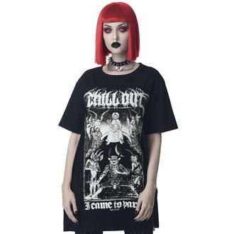 Unisex T-Shirt KILLSTAR -Chill Out - Schwarz, KILLSTAR