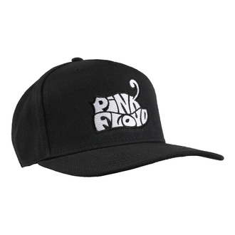 Kappe Cap PINK FLOYD - LOGO - SCHWARZ - LIVE NATION, LIVE NATION, Pink Floyd