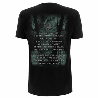 Herren-T-Shirt Cradle Of Filth - Dusk And Her Embrace - Gildan Heavy - Schwarz, NNM, Cradle of Filth