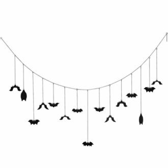 Dekoration KILLSTAR - Colony of Bats - Schwarz, KILLSTAR