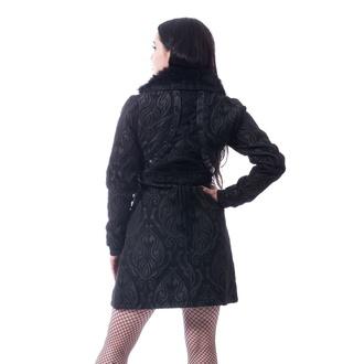 Damen Mantel Poizen Industries - CRAFT COAT - SCHWARZ, POIZEN INDUSTRIES