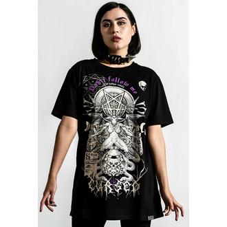 Unisex-T-Shirt KILLSTAR - Cursed - Schwarz, KILLSTAR