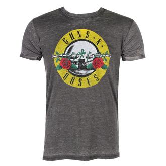 Herren T-Shirt Guns N' Roses - Classic Logo - ROCK OFF, ROCK OFF, Guns N' Roses
